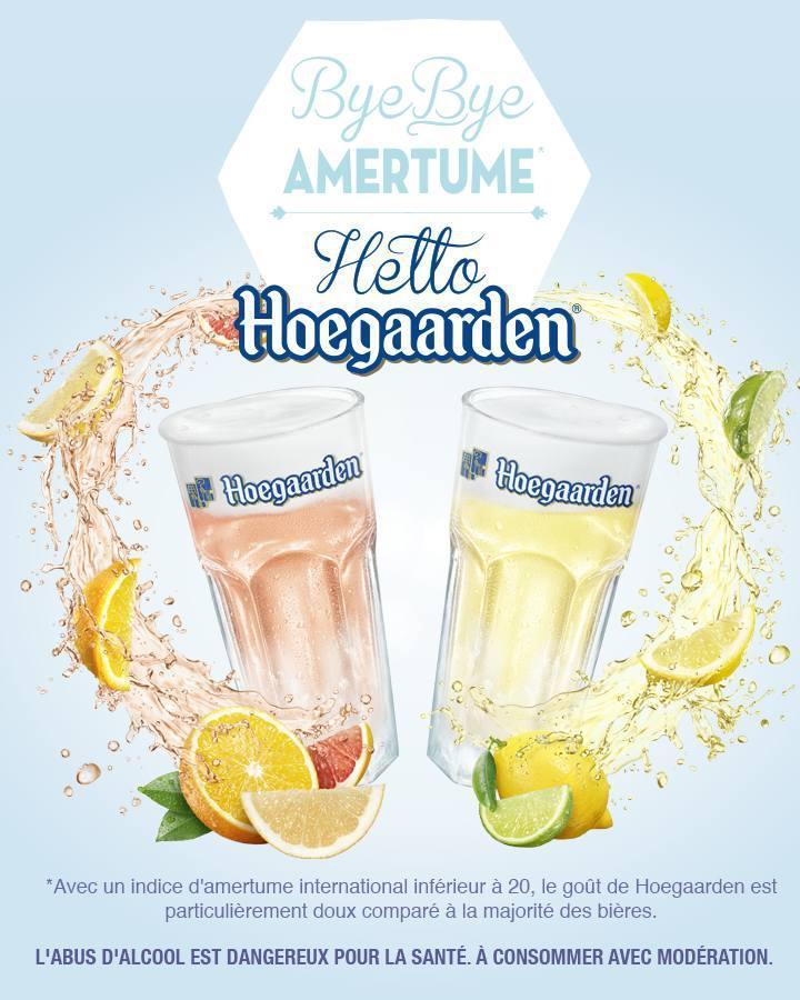 Hoegaarden Radler Lemon & Lime (via Shopmium)
