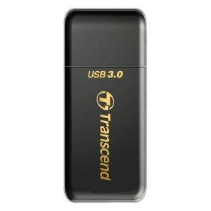 Lecteur de cartes SD/Micro SD USB 3.0 Transcend TS-RDF5K