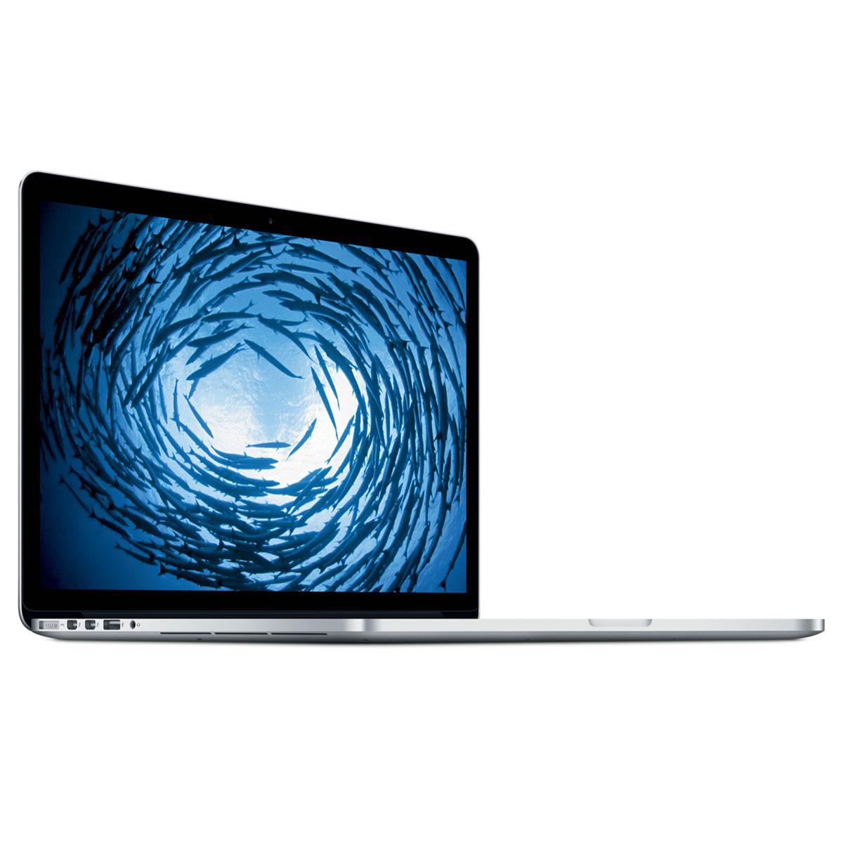 """Apple MacBook Pro Retina 15.4"""" (Core i7 2.2 GHz, 16 Go RAM, 256 Go SSD) + 433€ au min. en SuperPoints"""