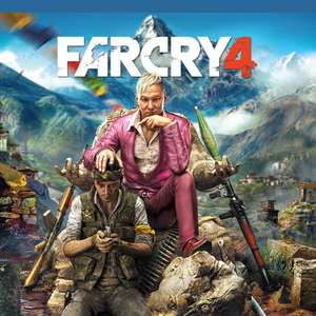 Far Cry 4 sur PC (Dématérialisé - Steam)