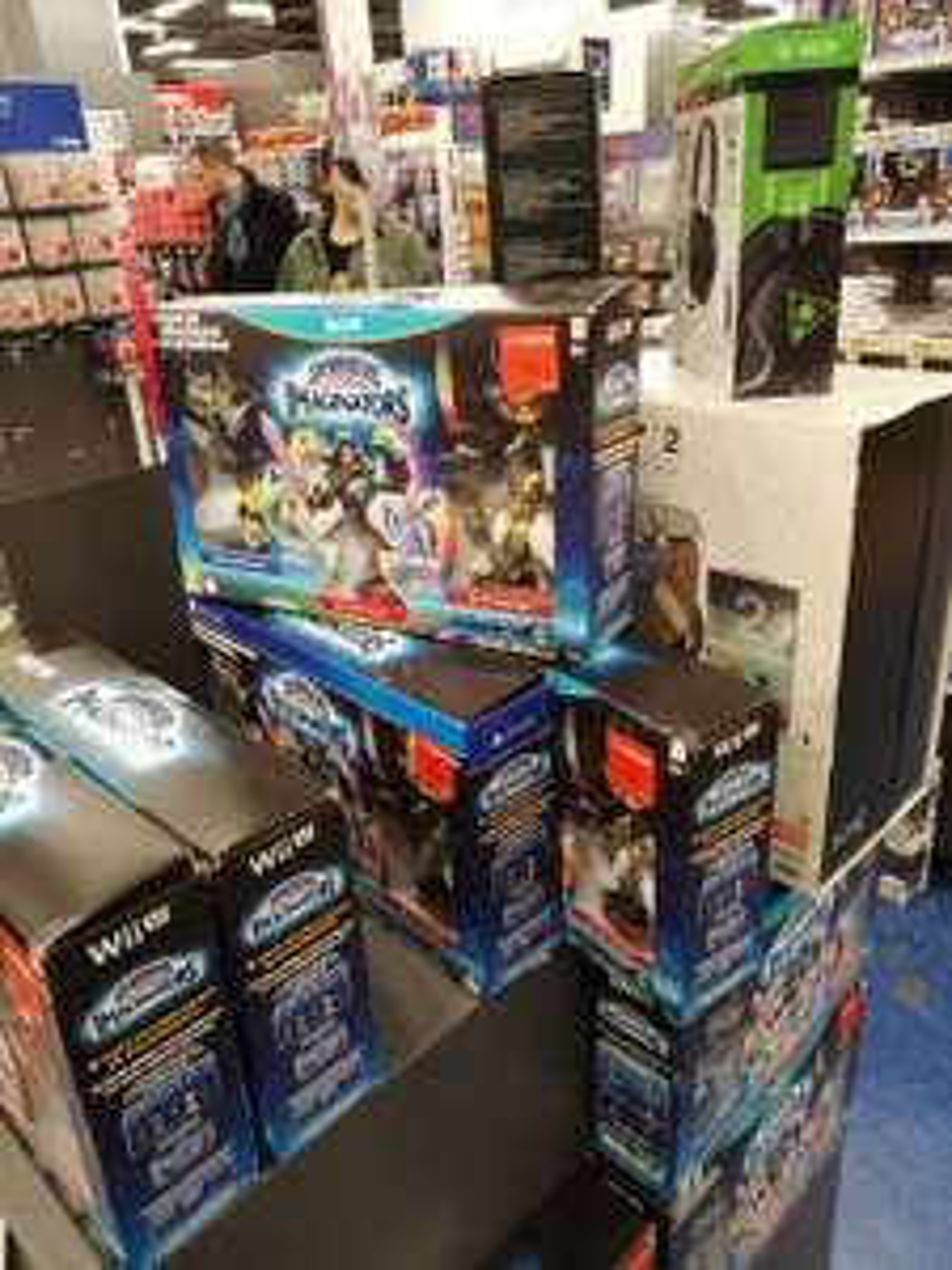 Pack démarrage Skylanders Imaginators sur Wii U - La défense (92)