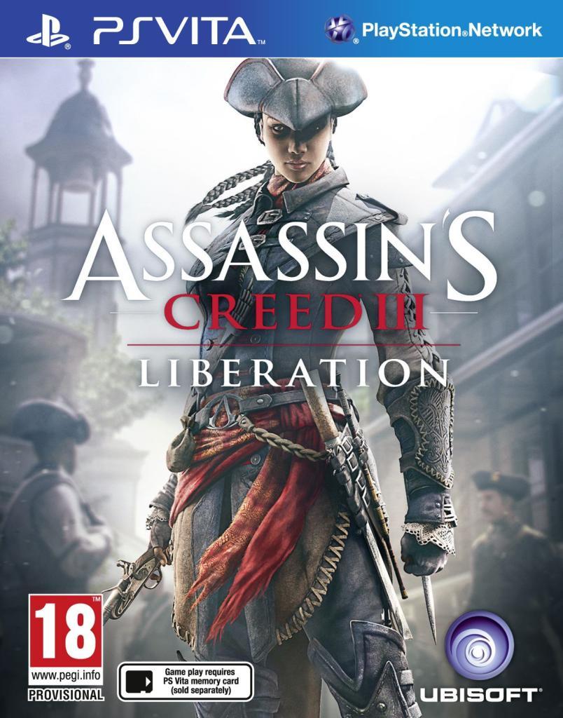 Jeux PS Vita : Dungeon Hunter Alliance et Lumines  Electronic Symphony à 9.98€ l'unité, Assassin's Creed III Liberation