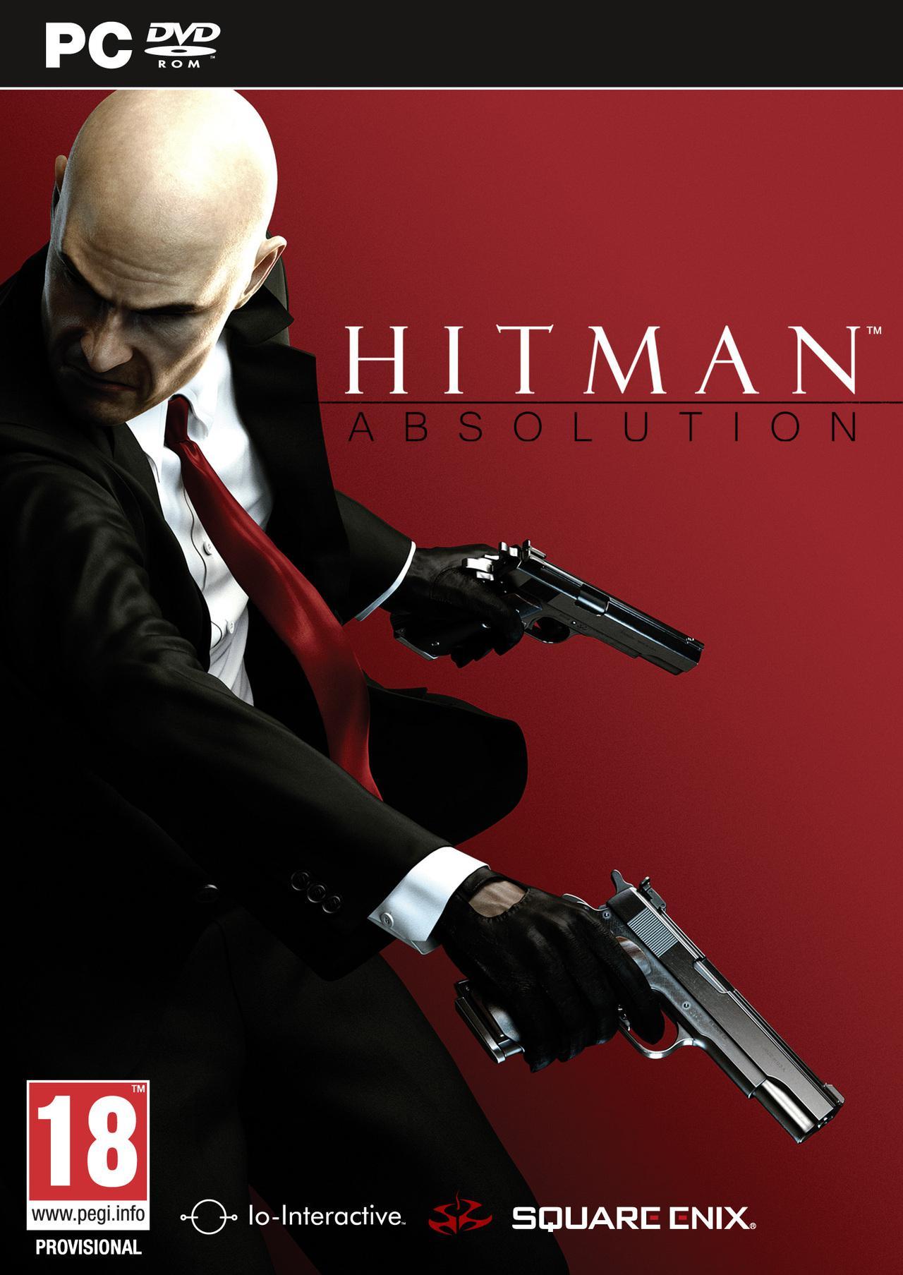 Hitman: Absolution sur PC (Steam)