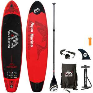 Sup Paddle Gonflable Aqua Marina Monster 12.0 2018