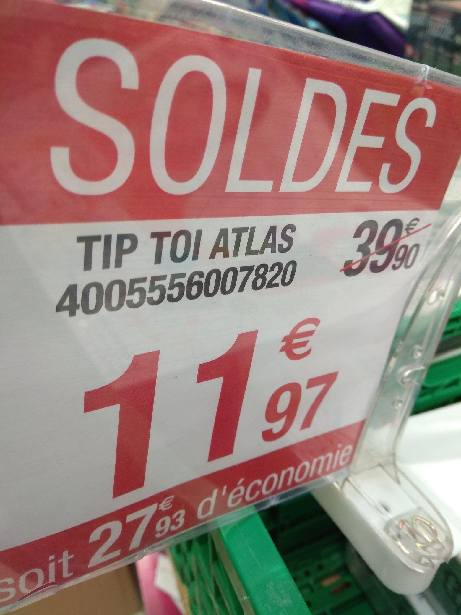 Jeux Tip Toi Atlas - Saran (45)