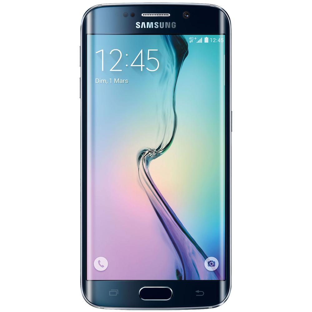 "Smartphone 5.1"" Samsung Galaxy S6 edge 32Go (via ODR 100€)"