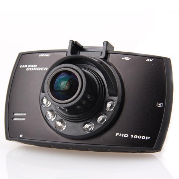 """Caméra embarquée Novatek G30 - écran 2.7"""" - Full HD - angle 170°C"""