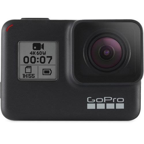 [Adhérents Fnac.ch] Caméra sportive GoPro Hero 7 Black (frontaliers Suisse)