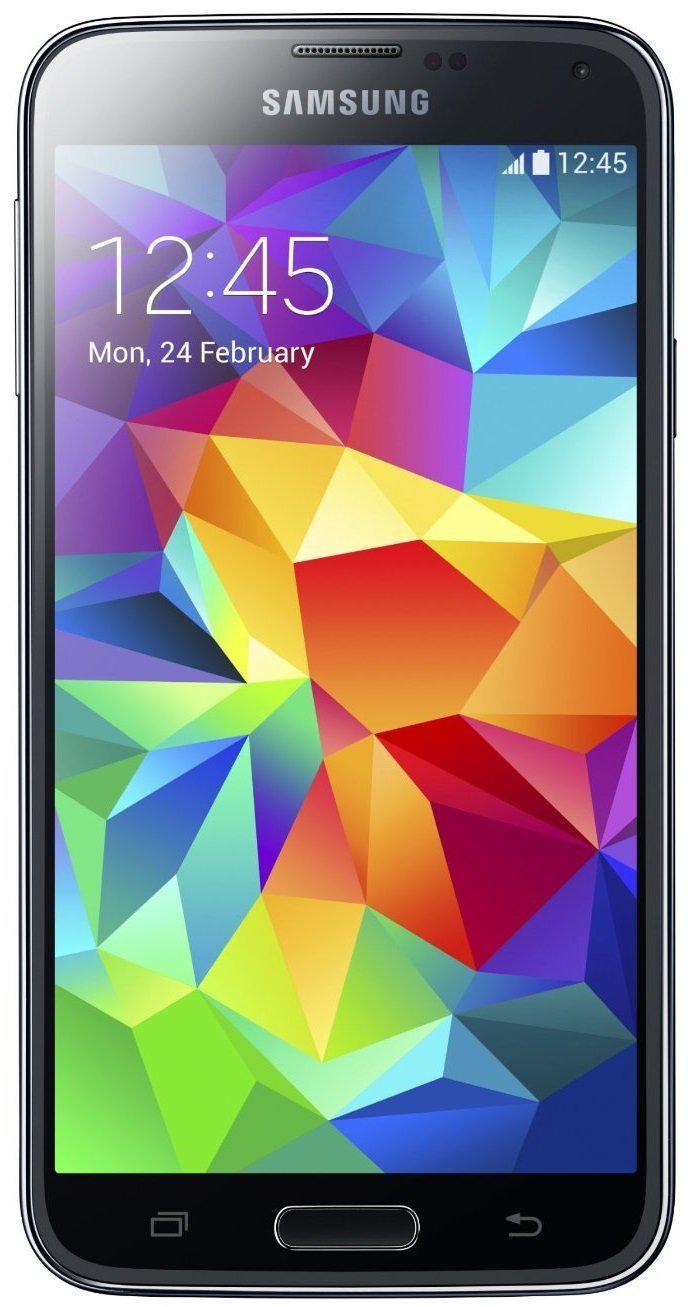 Smartphone  Samsung Galaxy S5 16 Go noir (+ carte cadeau de 50€)