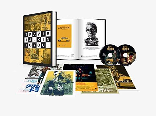 Coffret Blu-ray Taxi Driver - Édition 40ème anniversaire