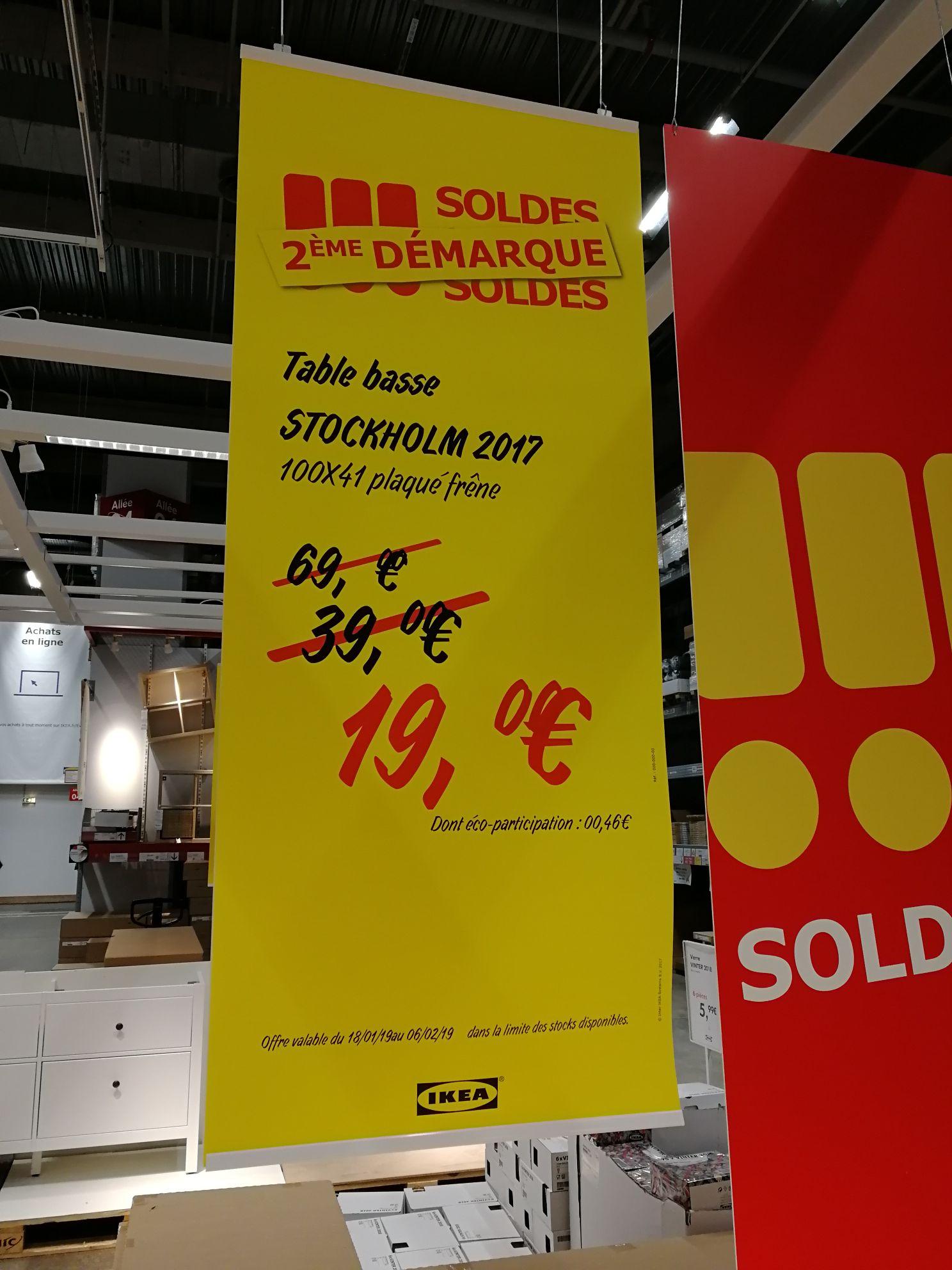 Table basse Stockholm 2017 - Ikea Evry (91)