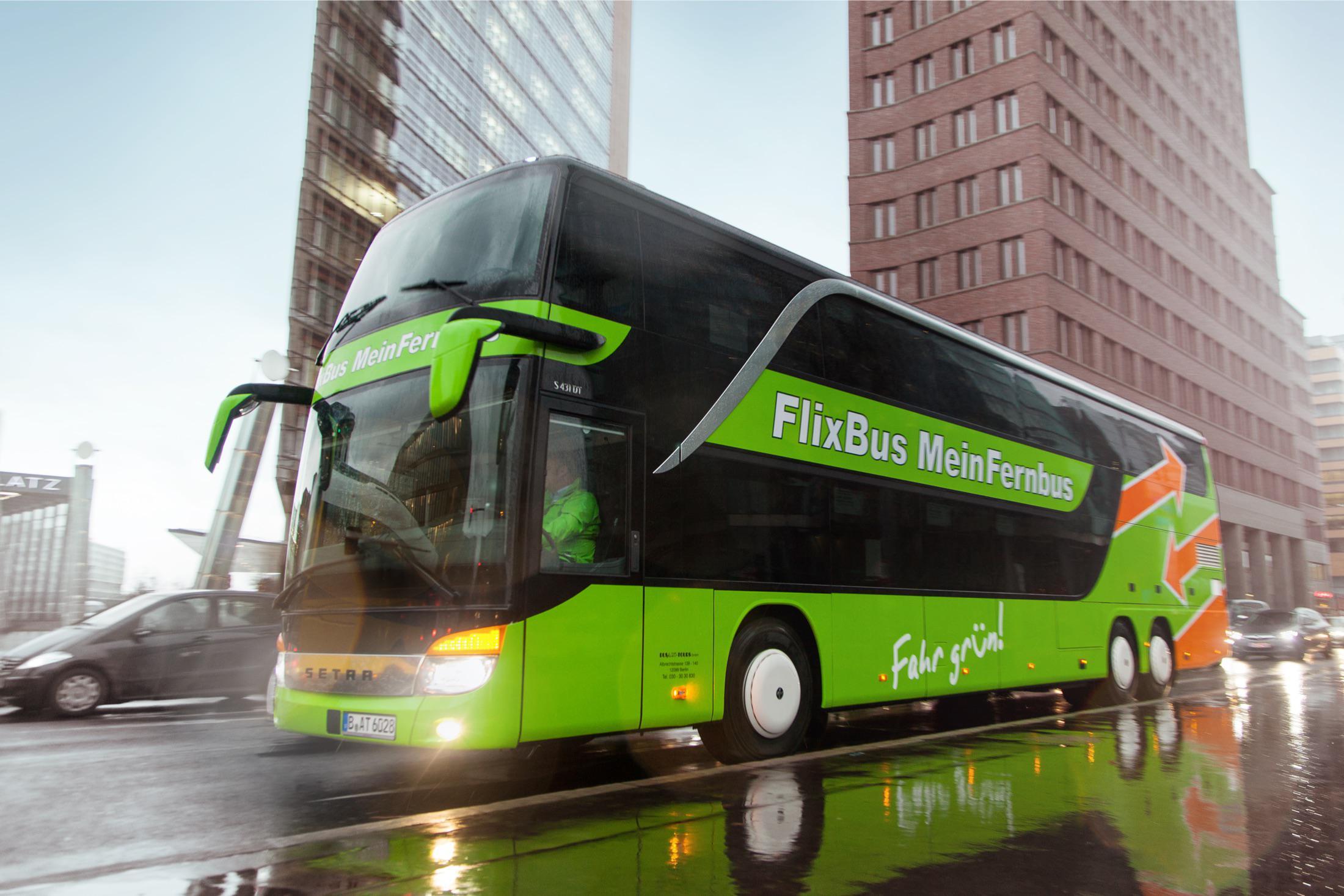Aller/Retour en bus Paris-Clermont Ferrand, Bourges ou Strasbourg  ou Lyon-Bordeaux
