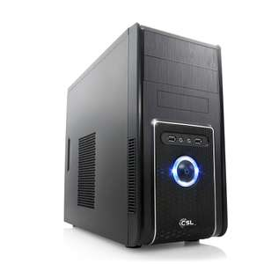 PC Fixe CSL Sprint 5703 - AMD Ryzen 3 2200G, SSD 250Go, RAM 8Go, Radeon Vega 8 + 1 Jeu PC (csl-computer.com)