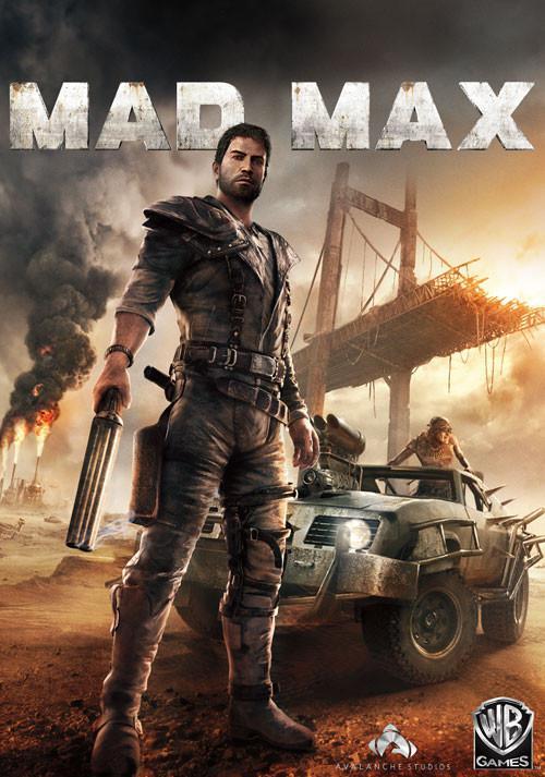Mad Max - Clé Steam sur PC