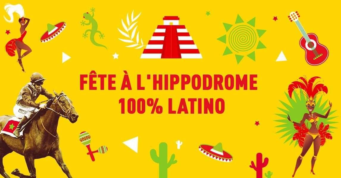 invitation gratuite  à l'hippodrome de vincennes (94)