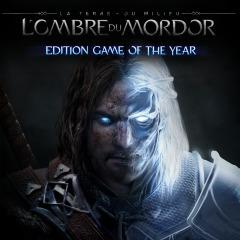 La Terre du Milieu: L'Ombre du Mordor - Edition Game of the Year sur PS4 (Dématérialisé)