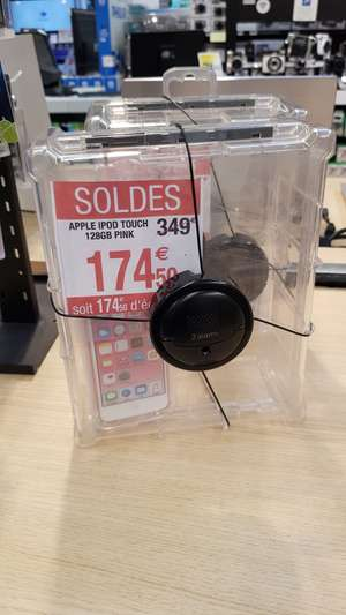 Lecteur multimédia Apple iPod touch (128 Go) - Givors (69)