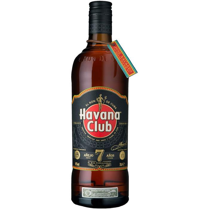 Bouteille de Rhum Havana Club 7 ans - 70cl à Libercourt (62)