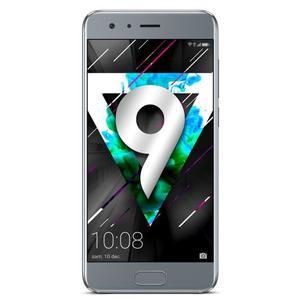 "Smartphone 5.15"" Honor 9 Gris Dual SIM - Full HD, RAM 4Go, 64 Go, Android 7.0 (vendeur tiers)"