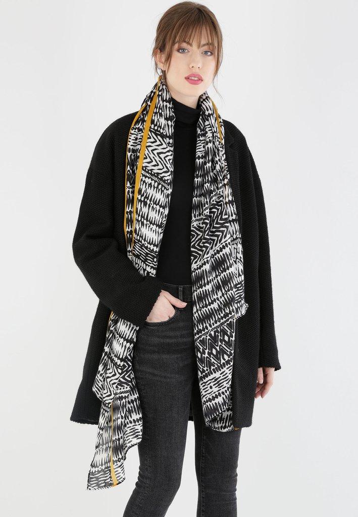 60% de réduction sur la collection automne hiver - Ex : Foulard Sylvia