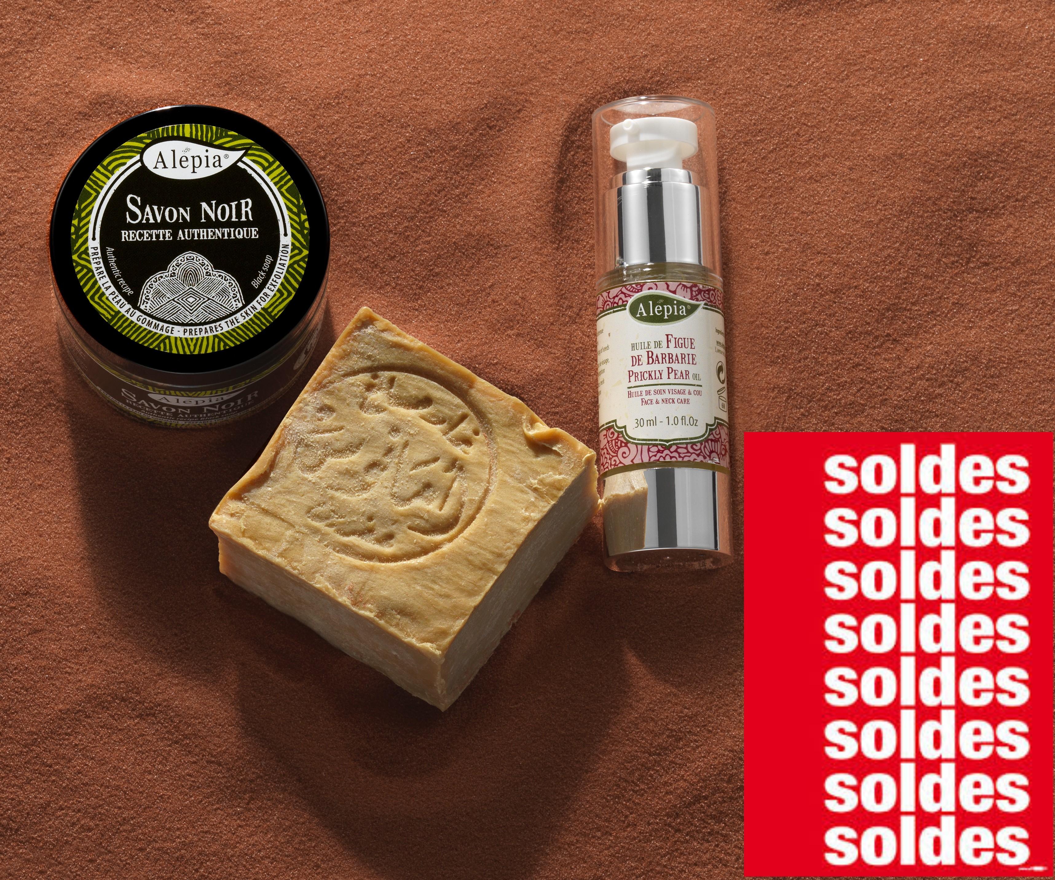 Jusqu'à -80% de réduction sur une sélection d'articles - Ex: Savon Liquide Bio (40% huile de Laurier) 500mL