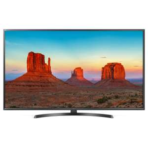 TV LED 50'' LG 50UK6470 - 4K HD, Smart TV