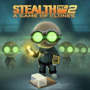 Stealth Inc 2: A Game of Clones : Humble Deluxe Edition gratuit sur PC (Steam)