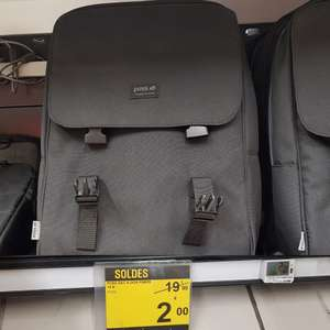 Sac à dos pour PC Portable - Orange (84)