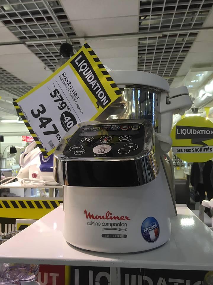 Robot de cuisine Moulinex Companion - Chasseneuil-du-Poitou (86)