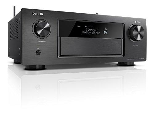 Amplificateur Home Cinéma 9.2(7.2.4) Denon AVR-X4400H - Dolby Atmos et DTS:X, Multiroom Heos
