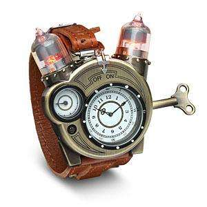 "Montre ""Tesla Watch"""