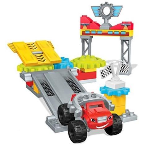 Garage de Axle City - Blaze et les Monster Machines Megablocks