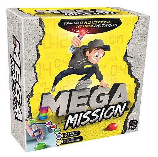 Jeu de société Méga Mission