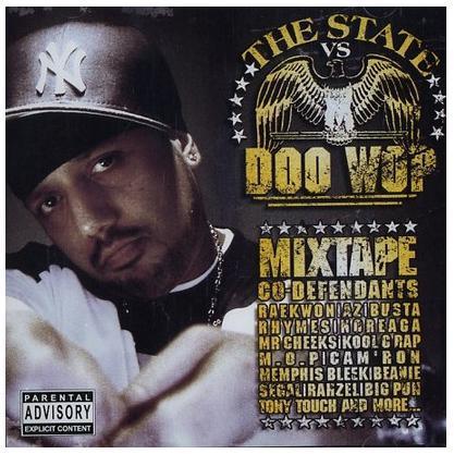 Jusqu'à 90% de réduction sur une sélection de vinyls, CD, DVD - Ex : Album CD The state vs. Doo Wop  (9,99€ de livraison)