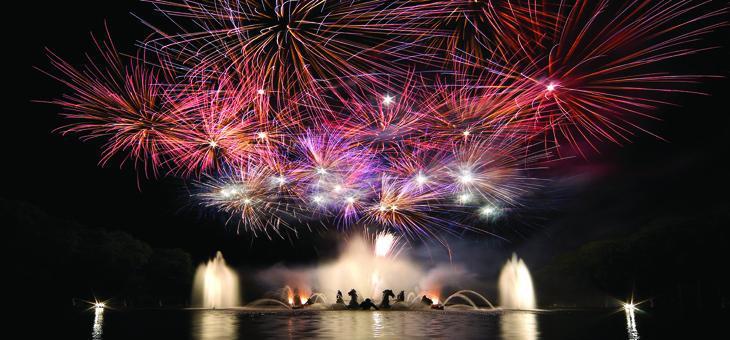 """Spectacle """"Les grandes eaux nocturnes de Versailles"""" gratuit pour les moins de 5 ans ou"""
