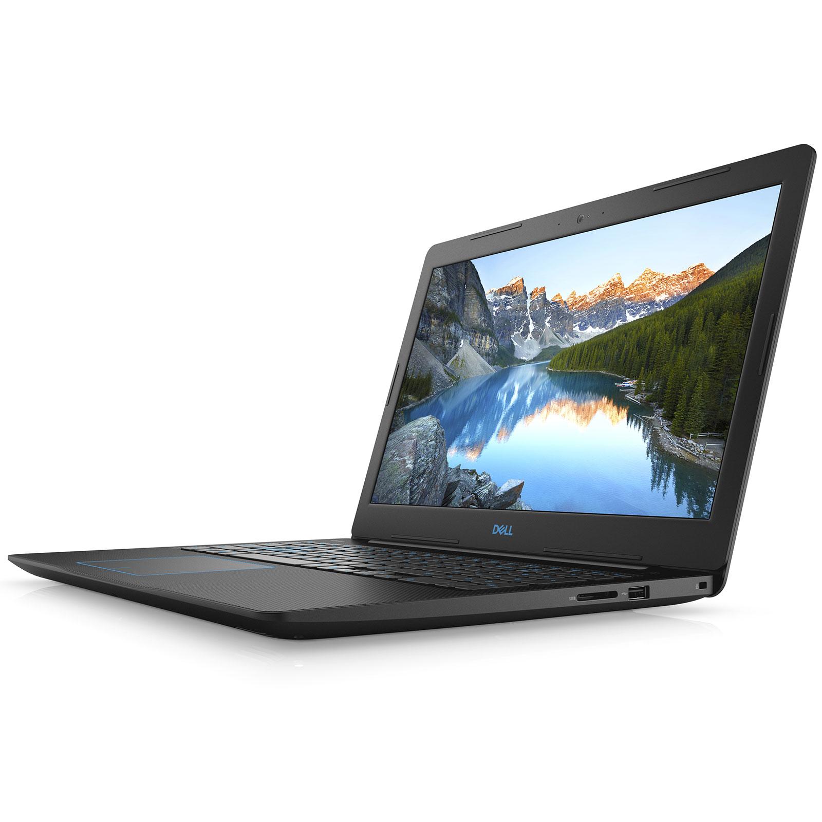 "PC Portable 15,6"" Dell G3 15-3579 - Full HD, i5-8300H, 8Go RAM, 256Go SSD, GTX 1050 4Go"