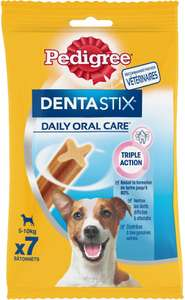 Paquet de 7 Batonnets Dentastix pour chien - 110g (via Quoty + CN)
