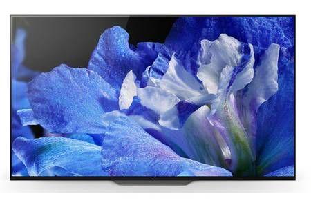 "TV 55"" Sony KD-55AF8 - 4K UHD, HDR, LED, Android TV"