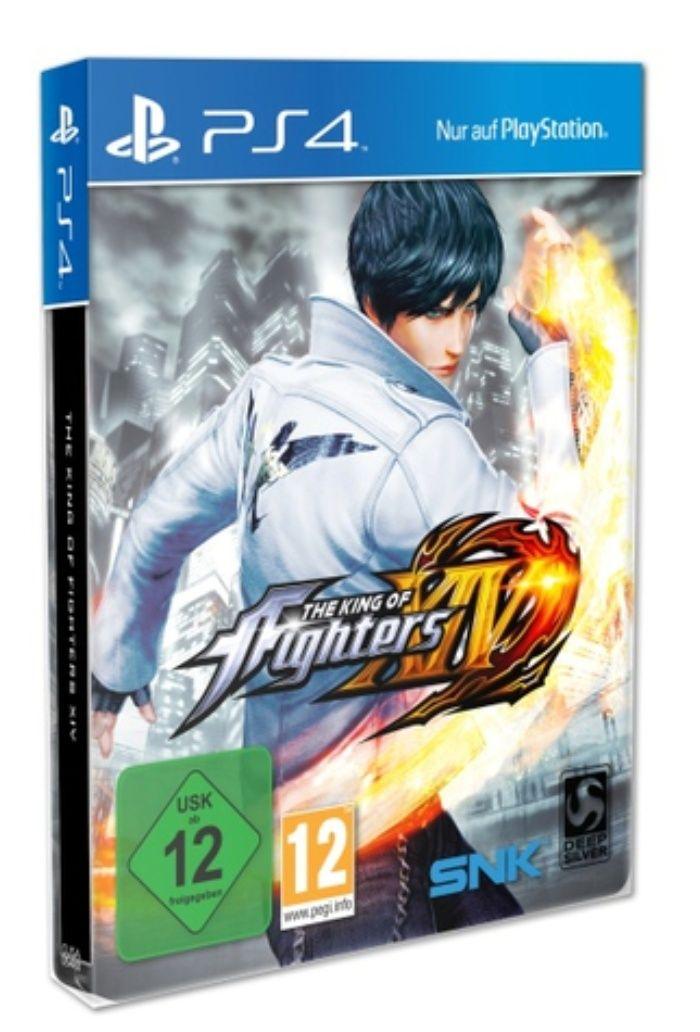 Jeu The king of fighter XIV sur PS4 (grooves-inc.fr)