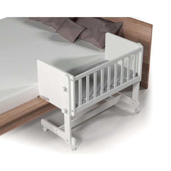 lit cododo berceau d 39 allaitement volutif via 20 sur la carte de fid lit. Black Bedroom Furniture Sets. Home Design Ideas