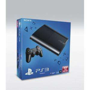 Console PS3 Slim noire 12Go