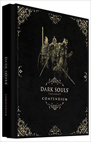 [Précommande] Livre Dark Souls Trilogy Compendium (Anglais)