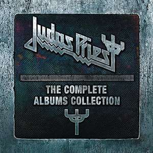 Coffret CD Judas Priest The Complete Albums Collection