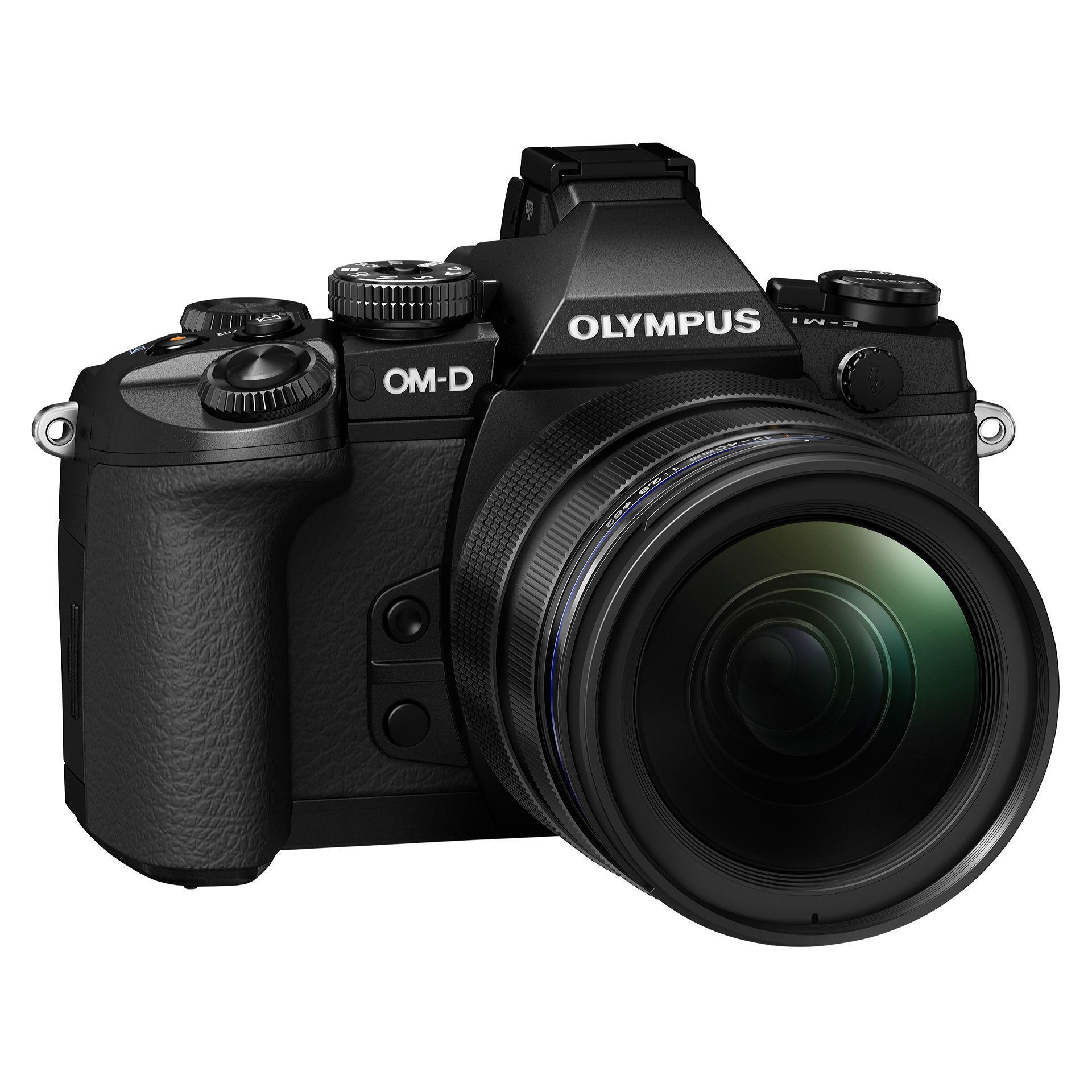 15% de réduction sur le rayon photo - Ex: Appareil photo Olympus OM-D E-M1 + objectif 12-50 mm (via ODR de 200€)