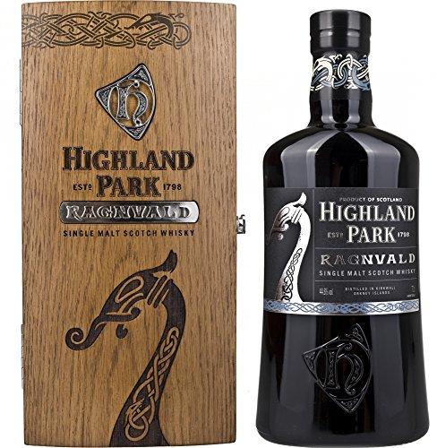 Bouteille de whisky Highland Park Highland Ragnvald - Édition Warriors, 70 cl