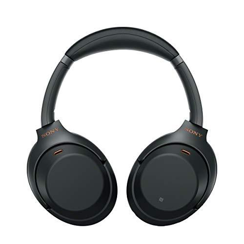 Casque Bluetooth à réduction de bruit sans fil Sony WH-1000XM3