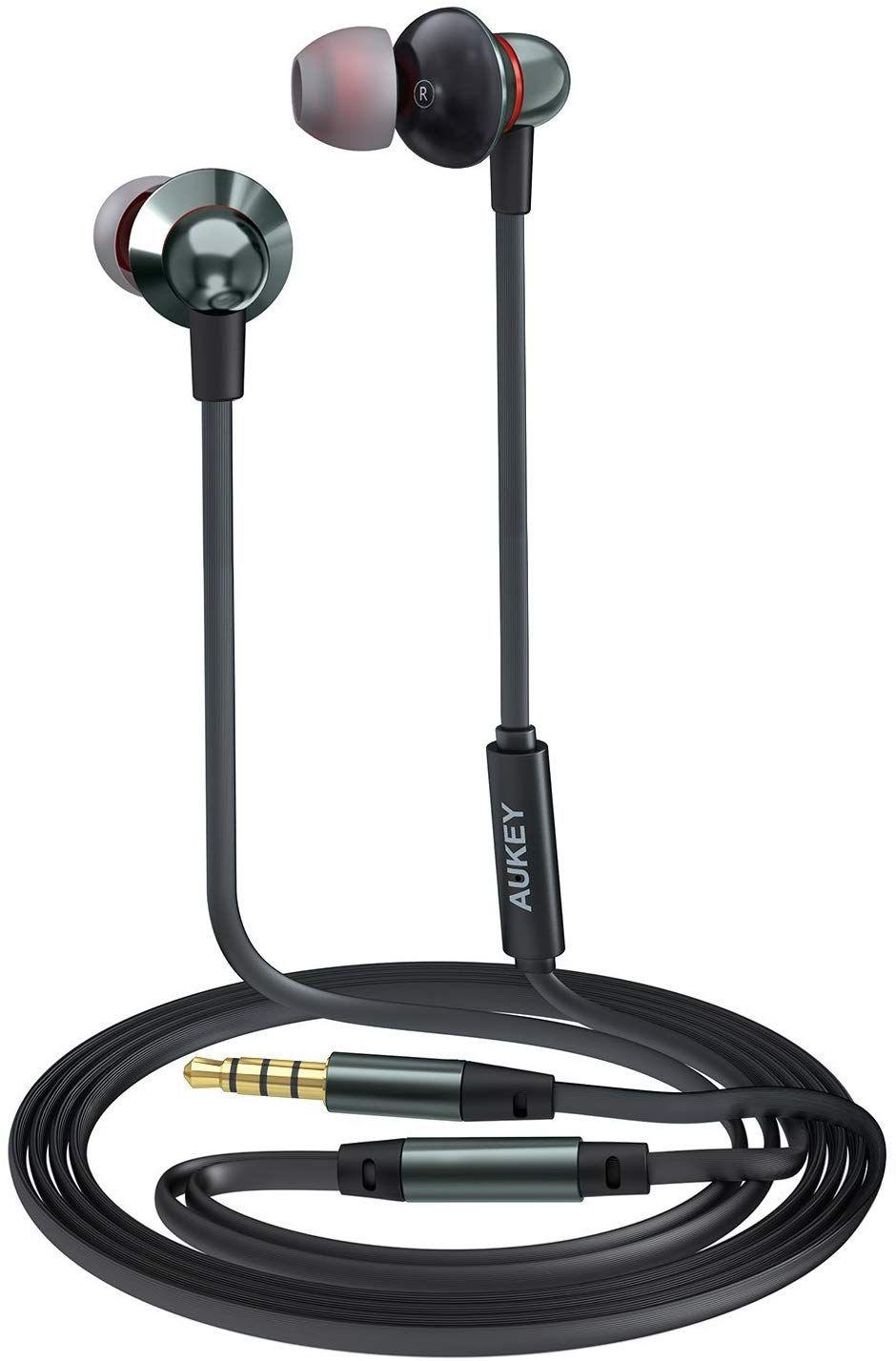 Écouteurs filaires intra-auriculaires Aukey EP-C8 (Vendeur tiers)