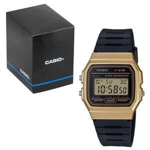 Montre Casio Collection F-91WM-9AEF
