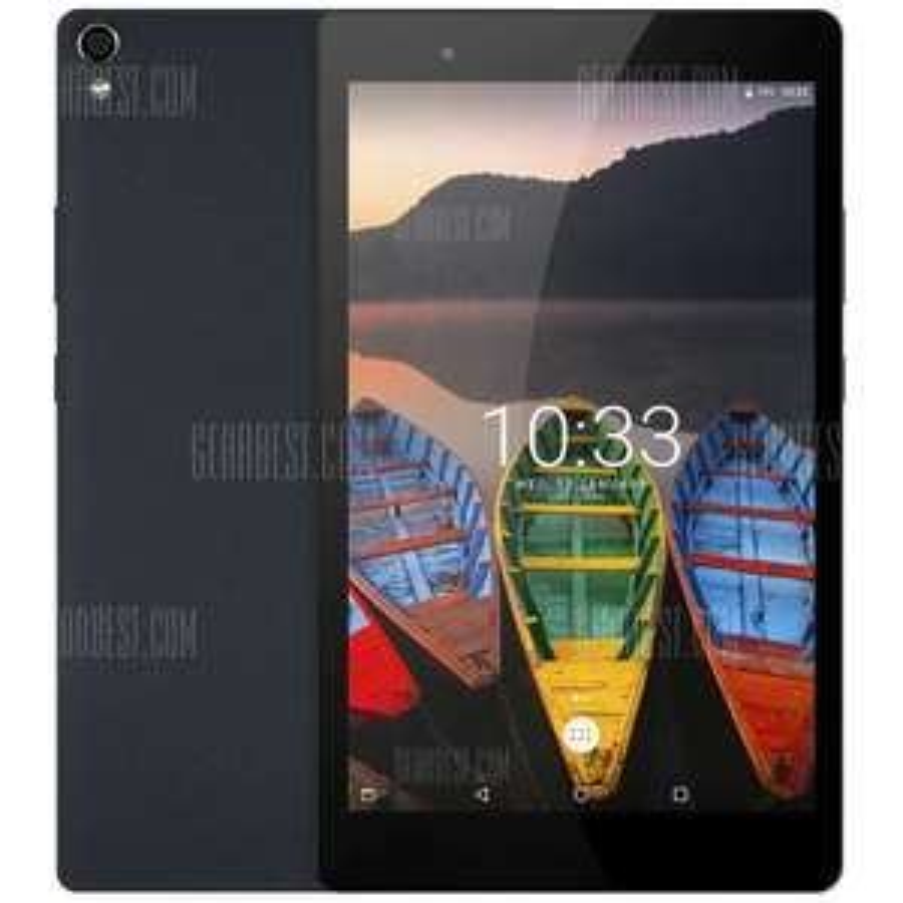 "Tablette 8"" Lenovo P8 (TAB3 8 Plus) 4G + WiFi - Snapdragon 625, RAM 3 Go, 16 Go, Bleu (Entrepôt Europe)"
