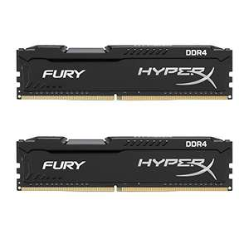 Kit mémoire HyperX - 8 Go (2 x 4 Go) DDR4, 2400MHz, 288-pin, CL15, DIMM